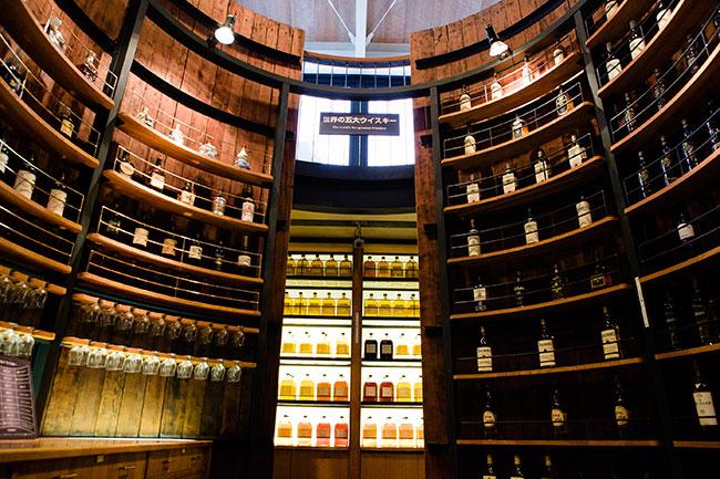 Yamasaki Distillery Osaka