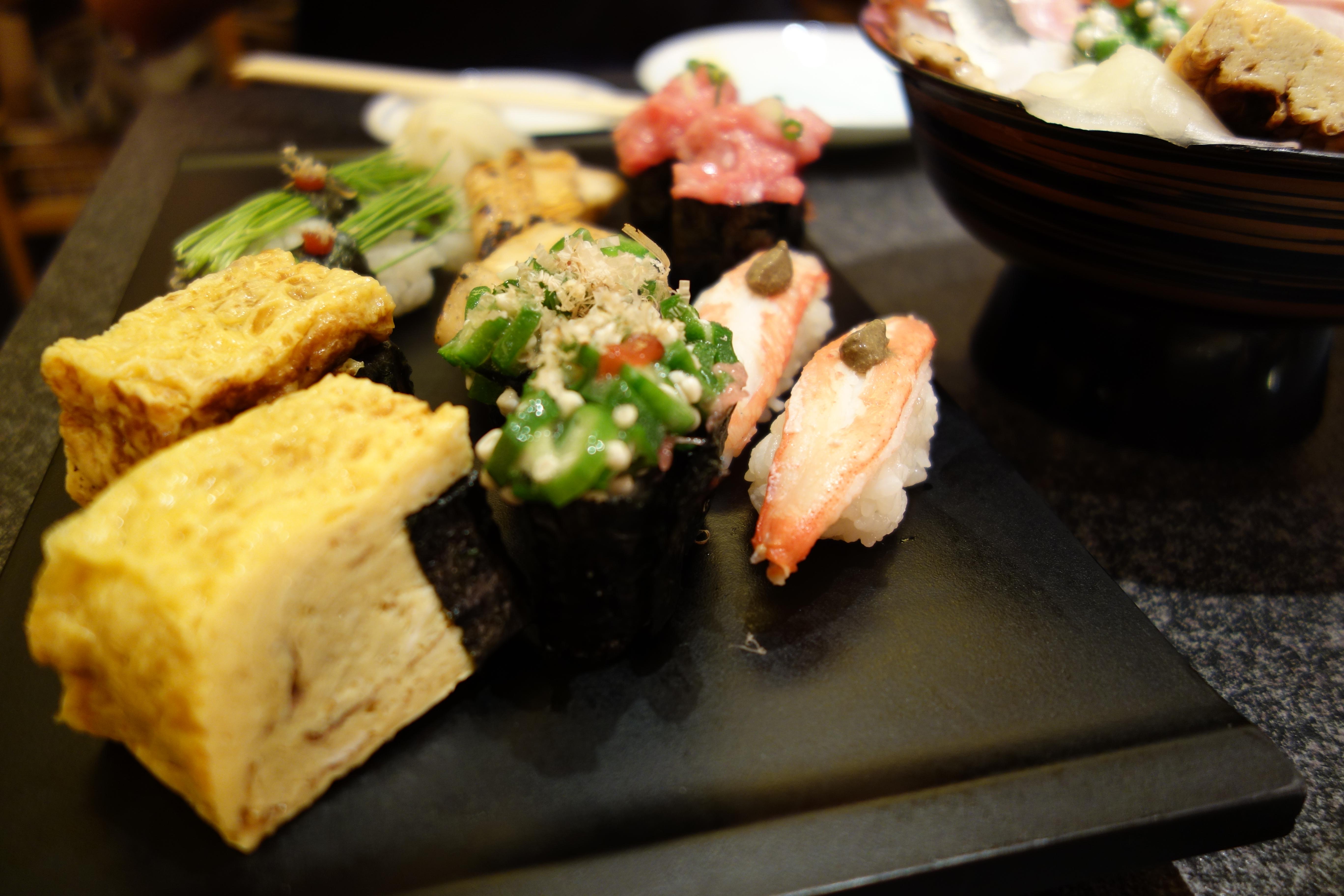 Sushi Zan Mai Sushi