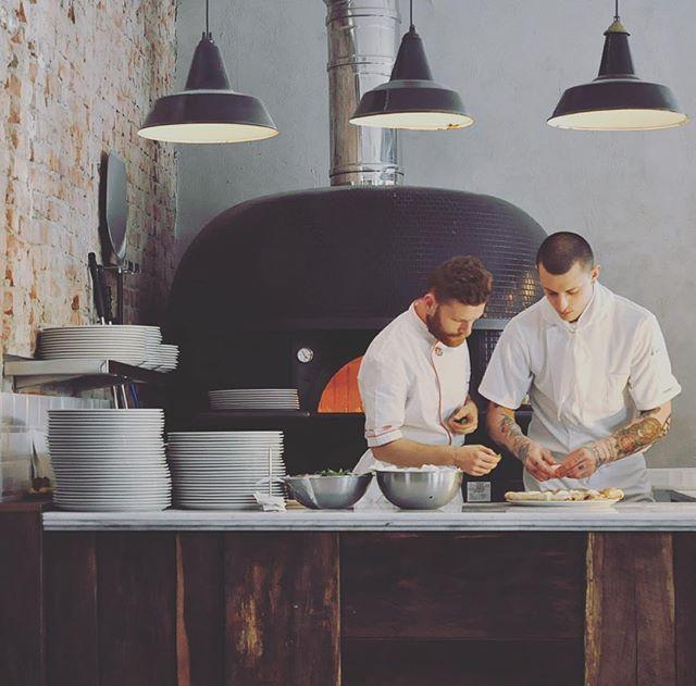 Marghe Pizza Milano forno