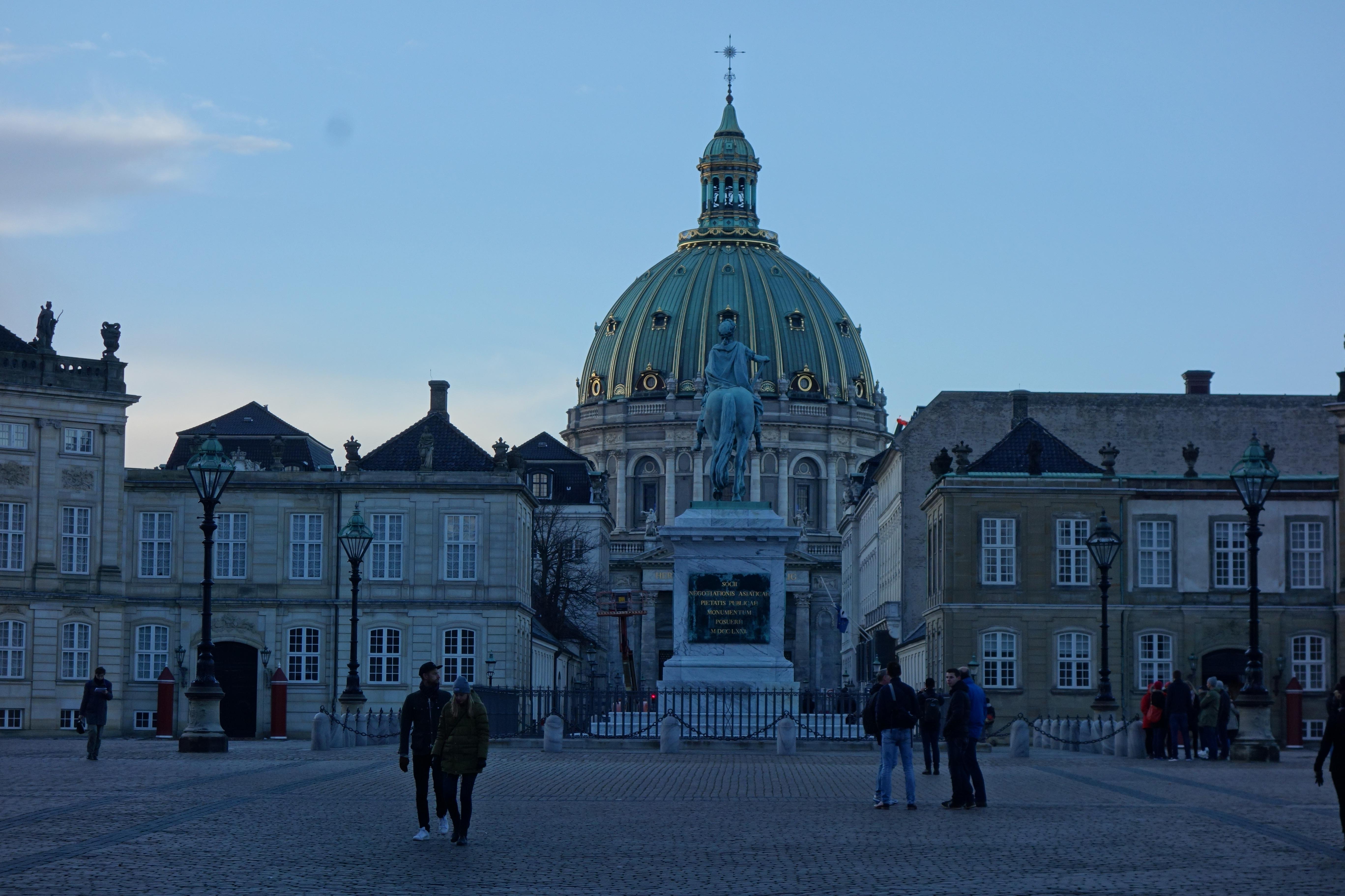 Castello Amelienburg Copenhagen