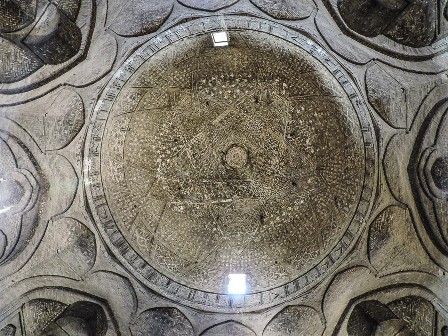 La cupola della Moschea del Venerdì