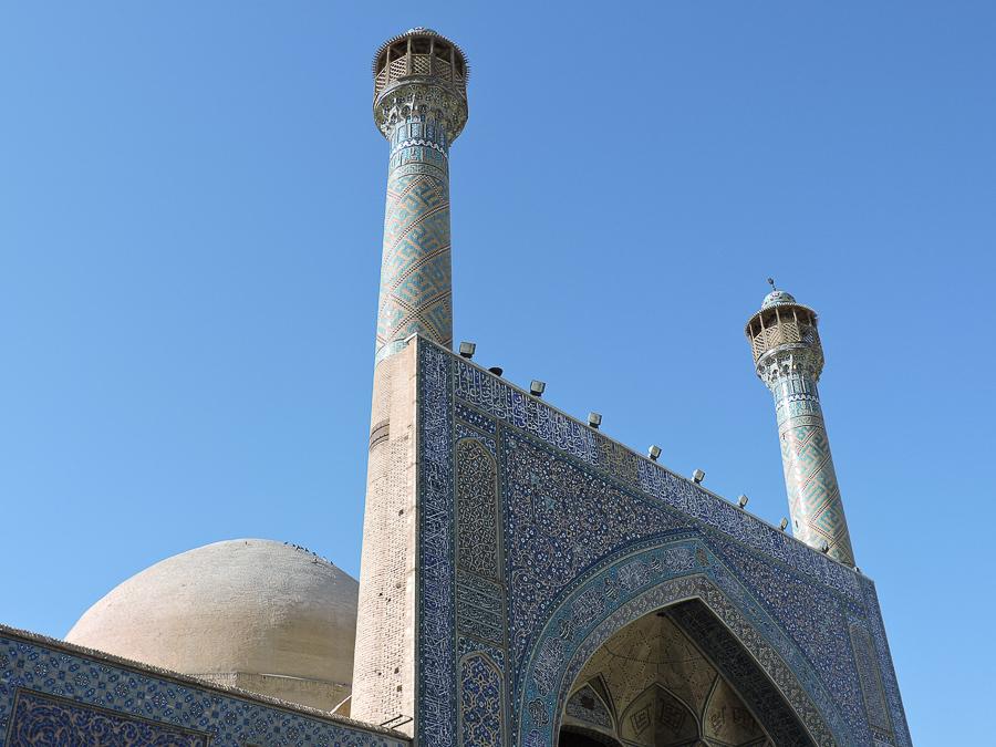 I minareti della Moschea del Venerdì
