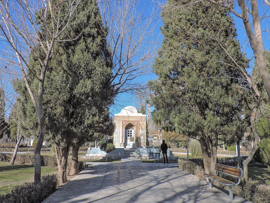 Tomba di Arthur Pope