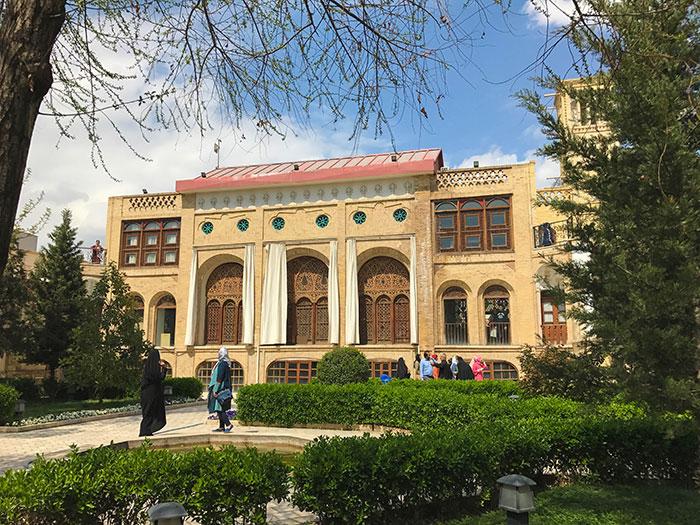 Oudlajan, Teheran