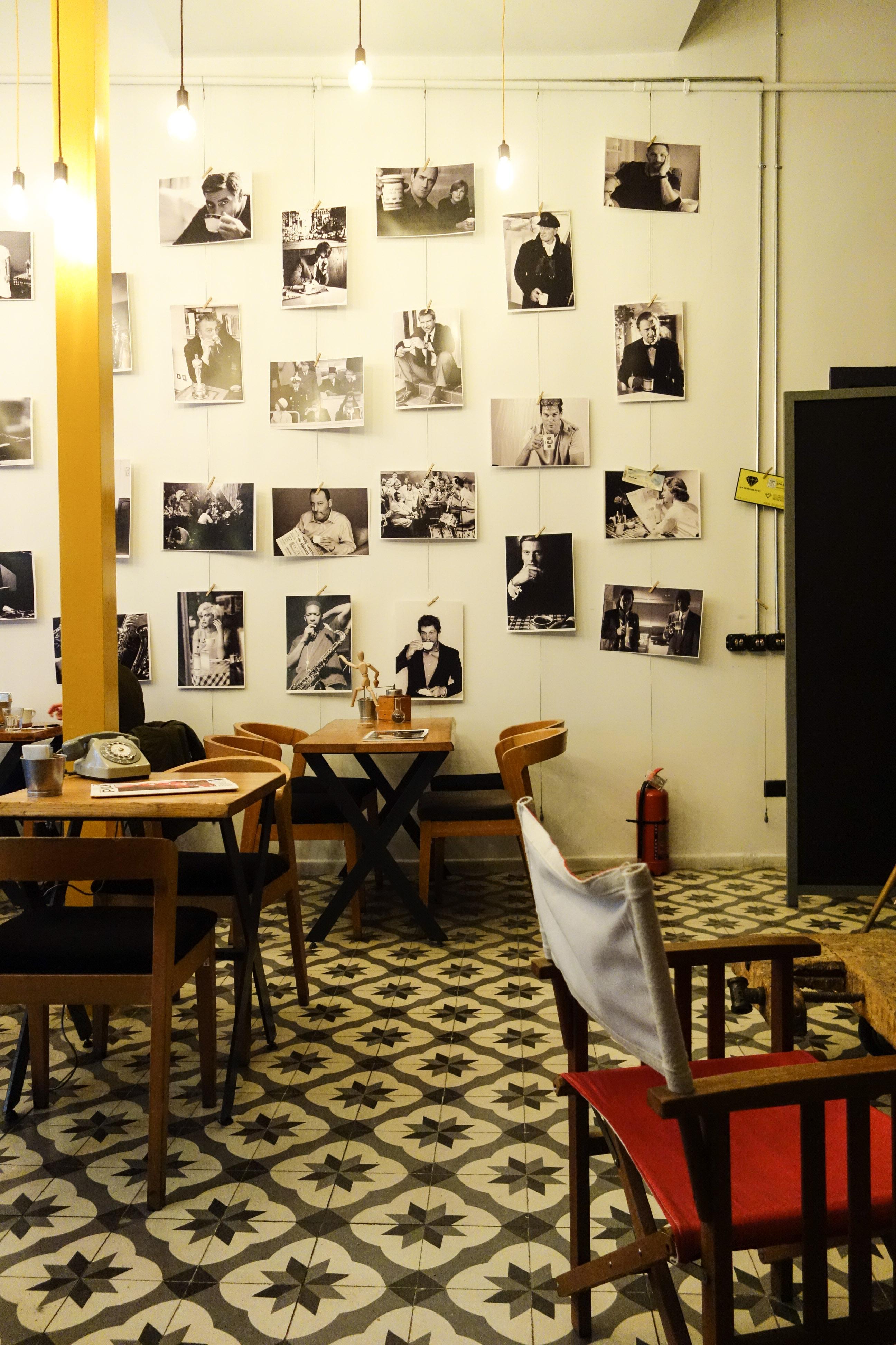 Caffetteria e centro culturale a Karaköy