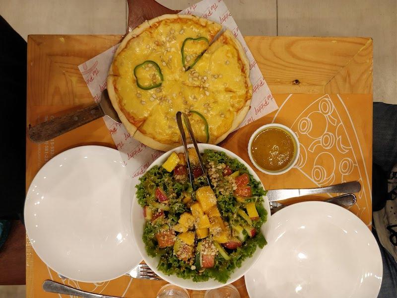 La Mango Pizza di IloIlo City vede protagonisti i Manghi dell'Isola di Guimaras