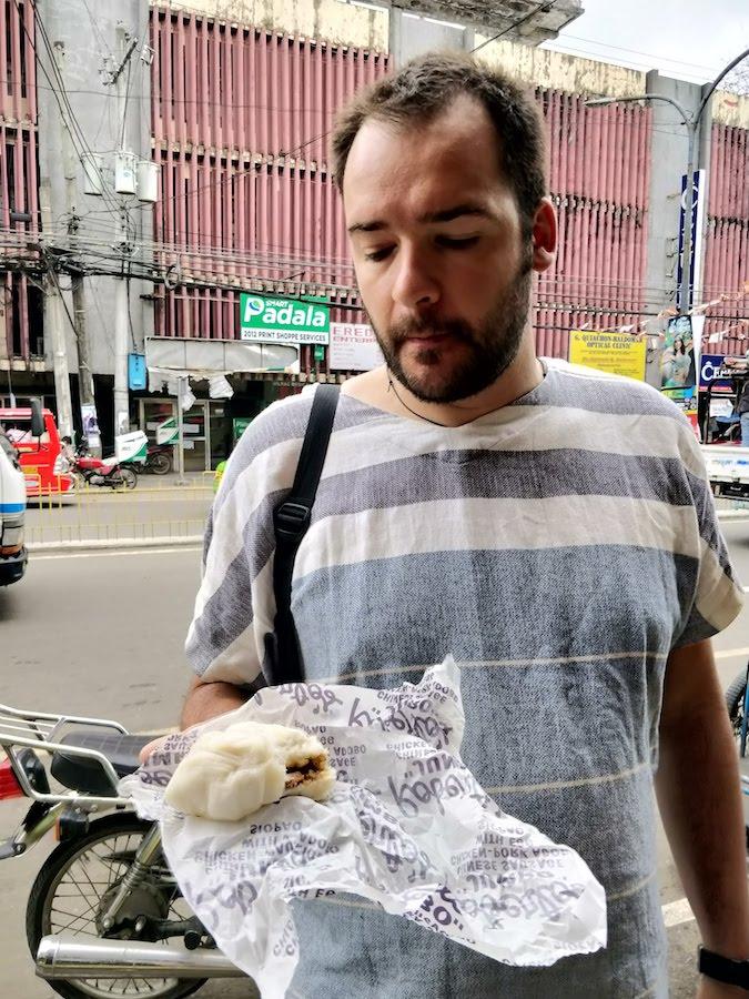 I Siopao di Roberto's sono uno dei piatti più amati dai cittadini di Ilo Ilo