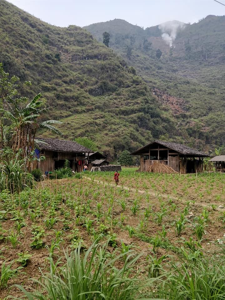 villaggi delle valli di Ha Giang