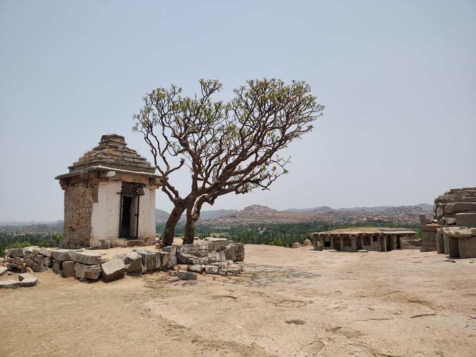 templi ad Hampi in india