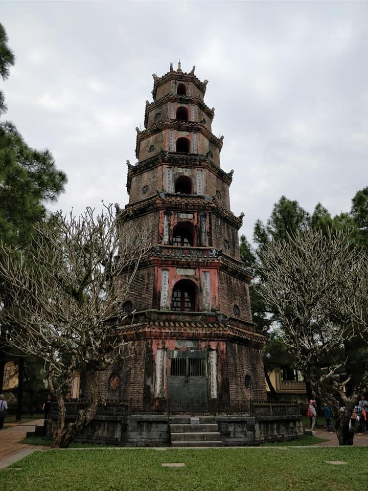 Thien Mu Pagoda a Hue