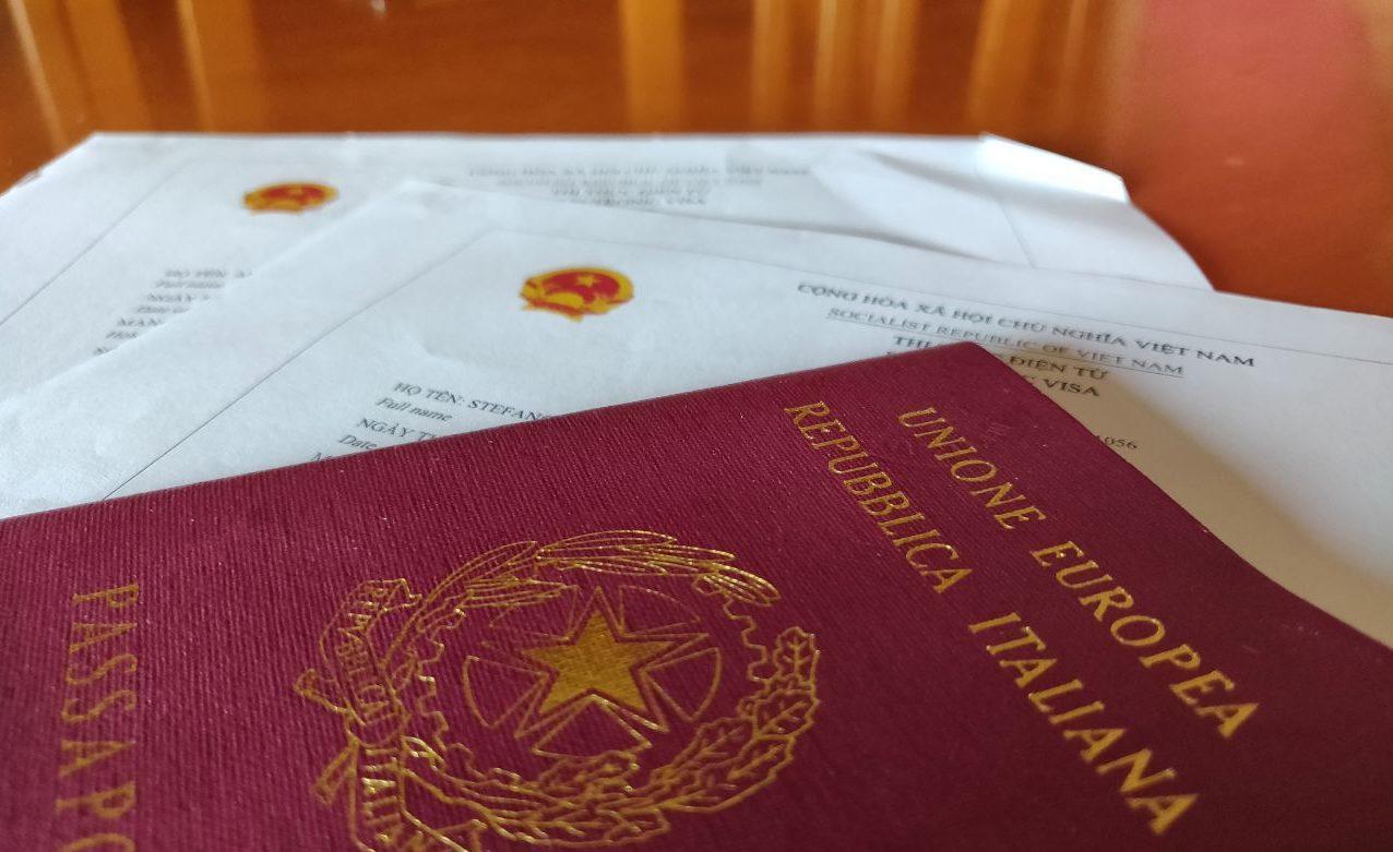 come fare il visto elettronico per il vietnam (e-visa)