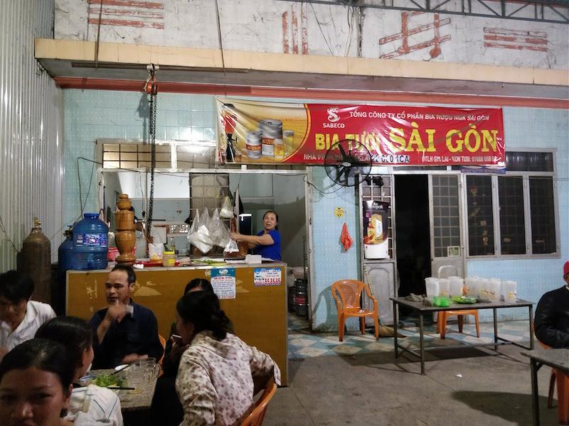 Bia Hoi Kon Tum