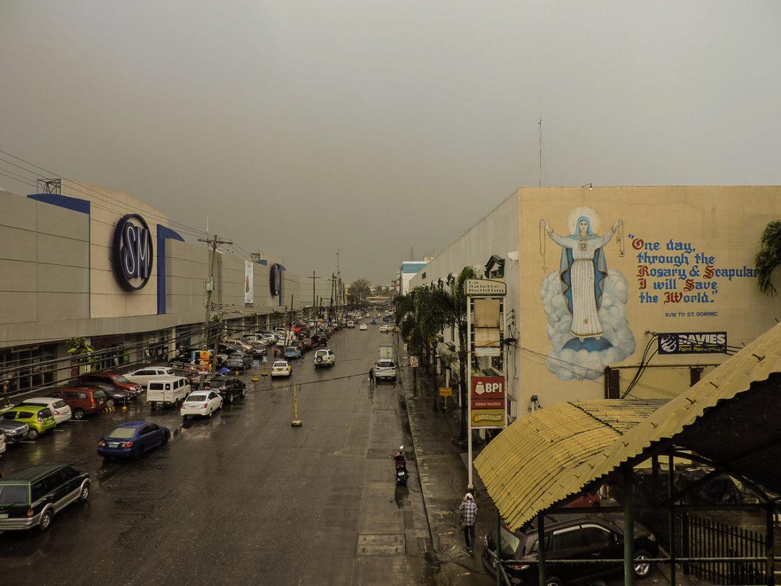 la city proper di Ilo Ilo nelle Filippine