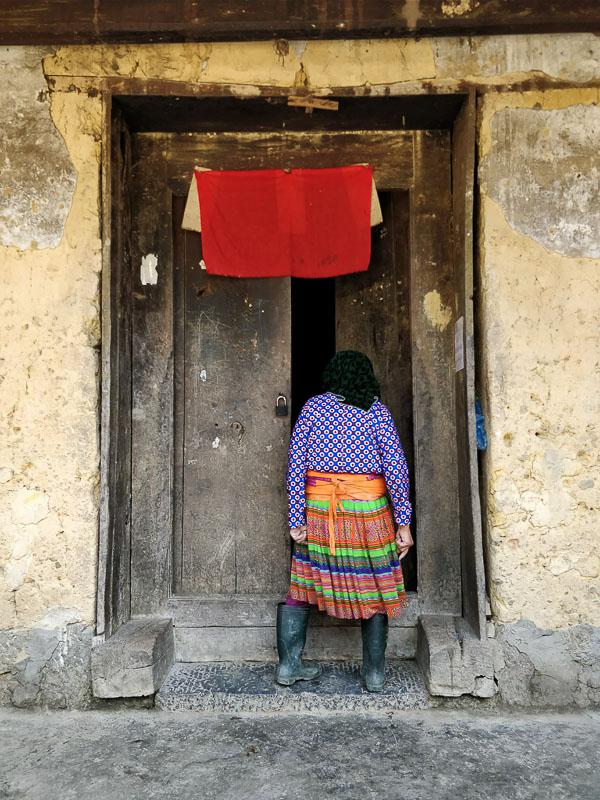 Villaggio Hmong ad Ha Giang