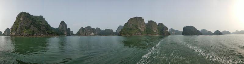 Bai Tu Long in Vietnam