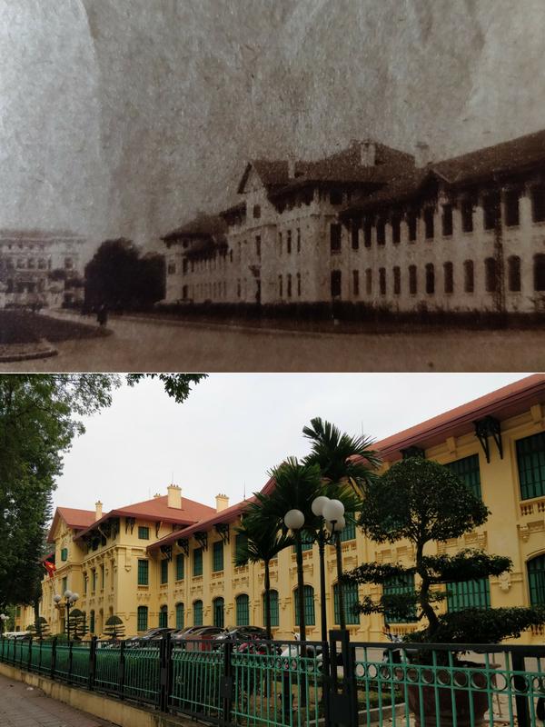 Liceo A. Sarraut (oggi Ban Đối ngoại Trung ương Đảng o Central Party Commission for External Relations)