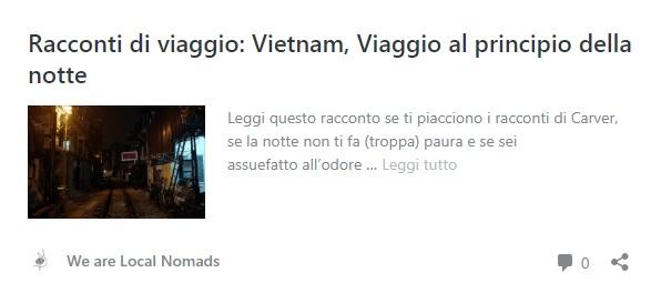 racconto vietnam