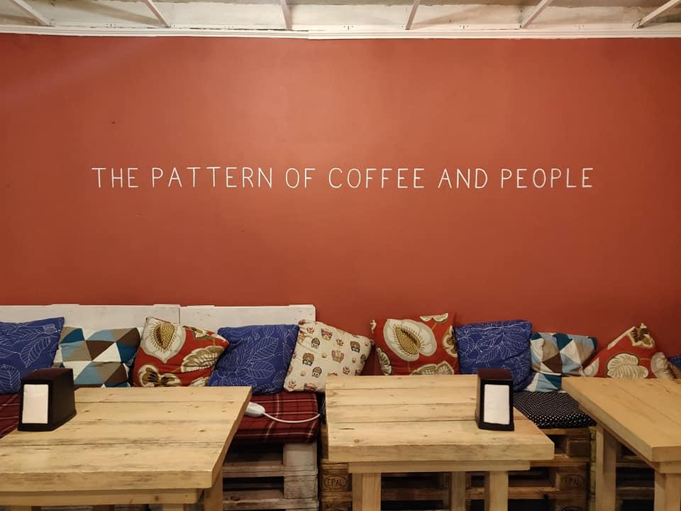 Chicche della capitale Bishkek: CRAFT, caffè super cozy (scoperto grazie al nostro amico Ulan, è il suo preferito per lavorare)