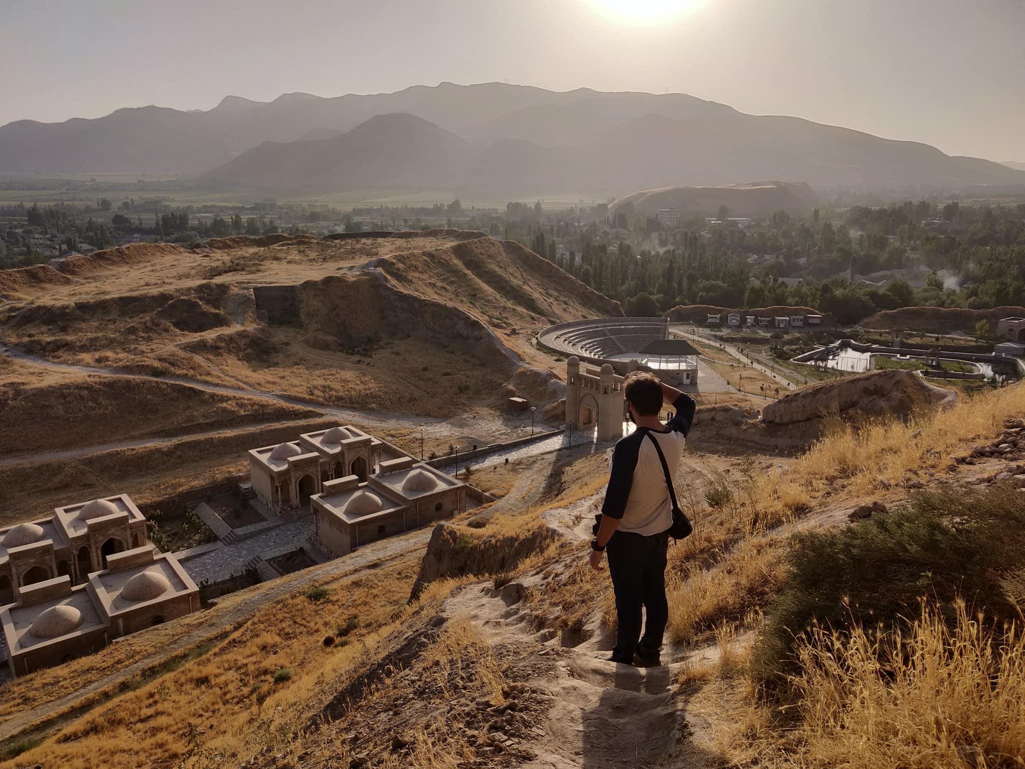Il Forte di Hissor, a pochissimi km da Dushanbe