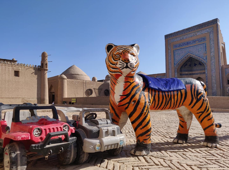 Sacro e Profano a Khiva