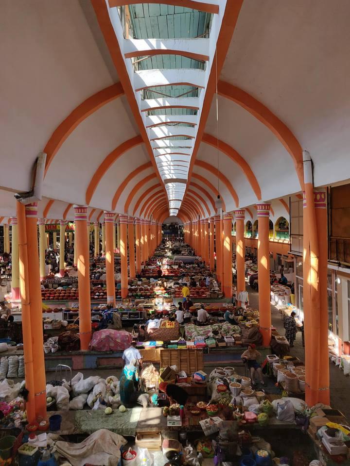 Il Bazaar di Khujand