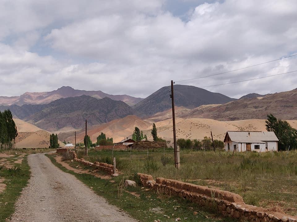 kyzyl-Oi in Kirghizistan