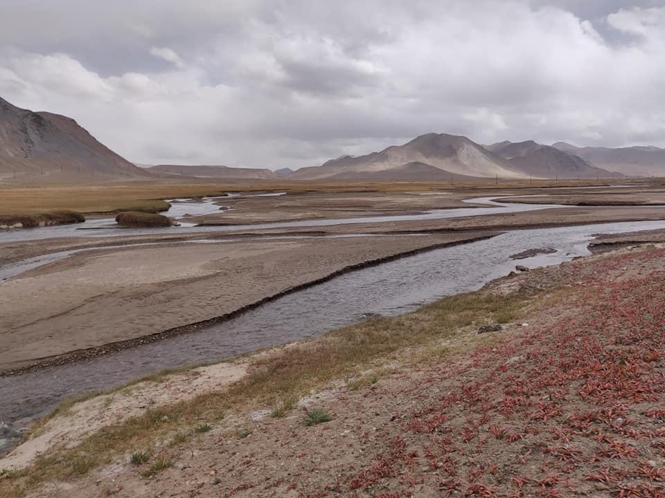 Paesaggi del Pamir