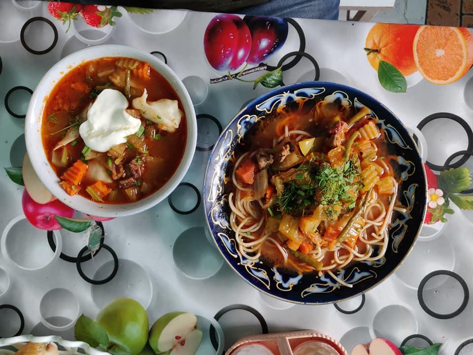 piatti tipici del Pamir