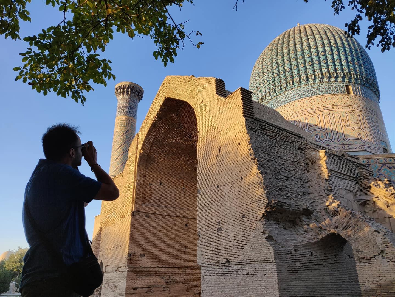 Gur-e Amir: la tomba di Tamerlano a Samarcanda