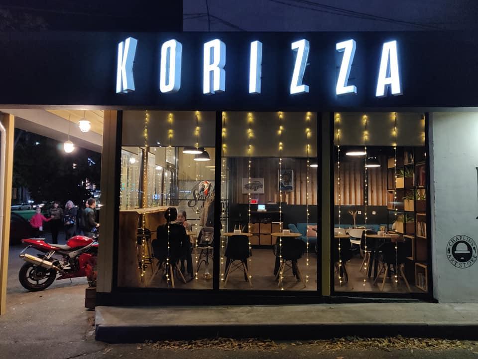 Korizza, bella location nel centro di Shymkent