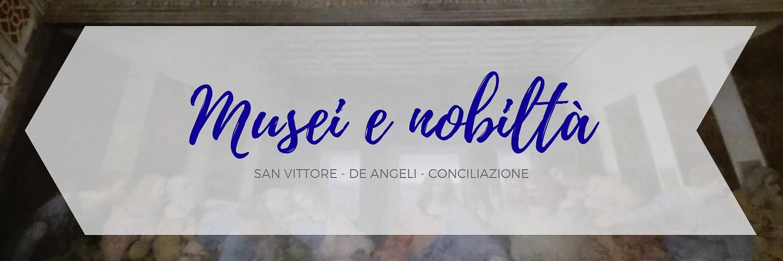 Itinerario dedicato alla zona di San Vittore e Conciliazione a Milano