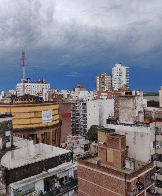 rosario in argentina dall'alto