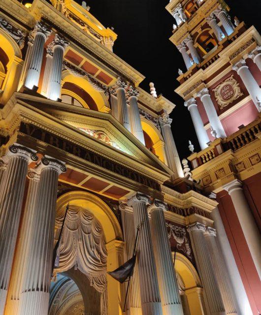 la chiesa di san francisco a Salta