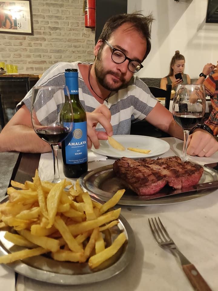 El viejo jack, spettacolare steak house nel cuore di Salta