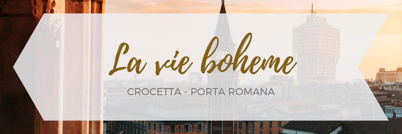 Itinerary about Porta Romana district in Milano