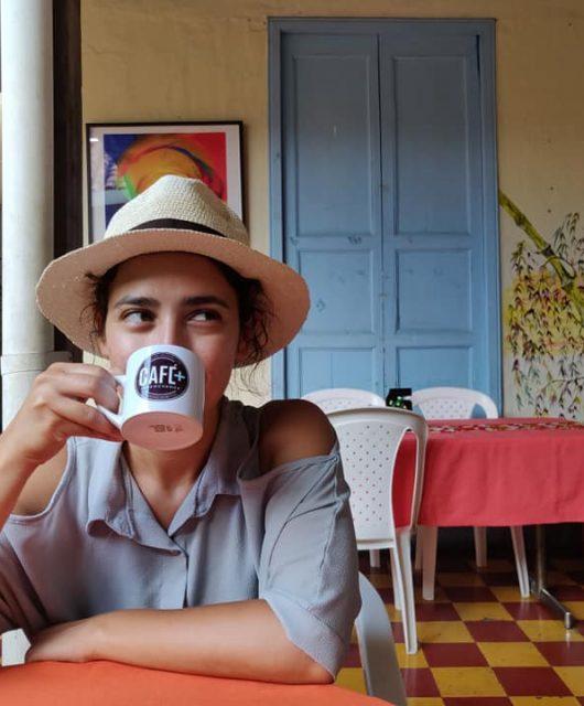 cafè+, ottimo caffè nel centro di Cali in Colombia