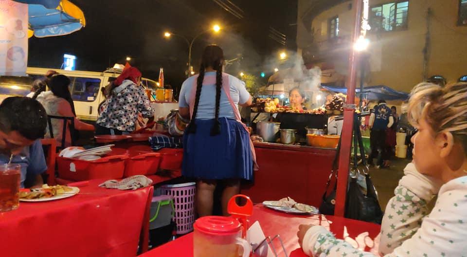 mercato di cochabamba