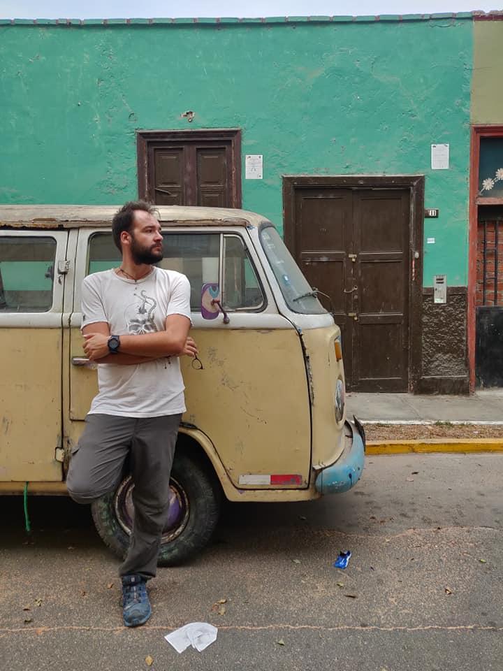 quartiere Barranco a Lima in Perù