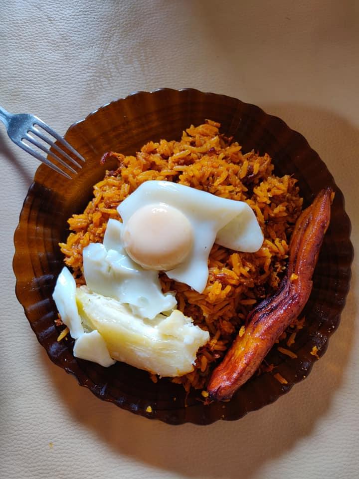il majadito, tipico piatto di santa cruz de la sierra in Bolivia