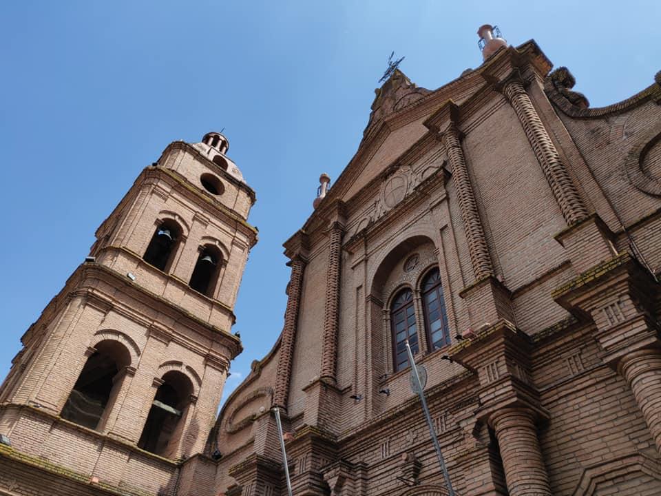 la cattedrale di santa cruz in Bolivia