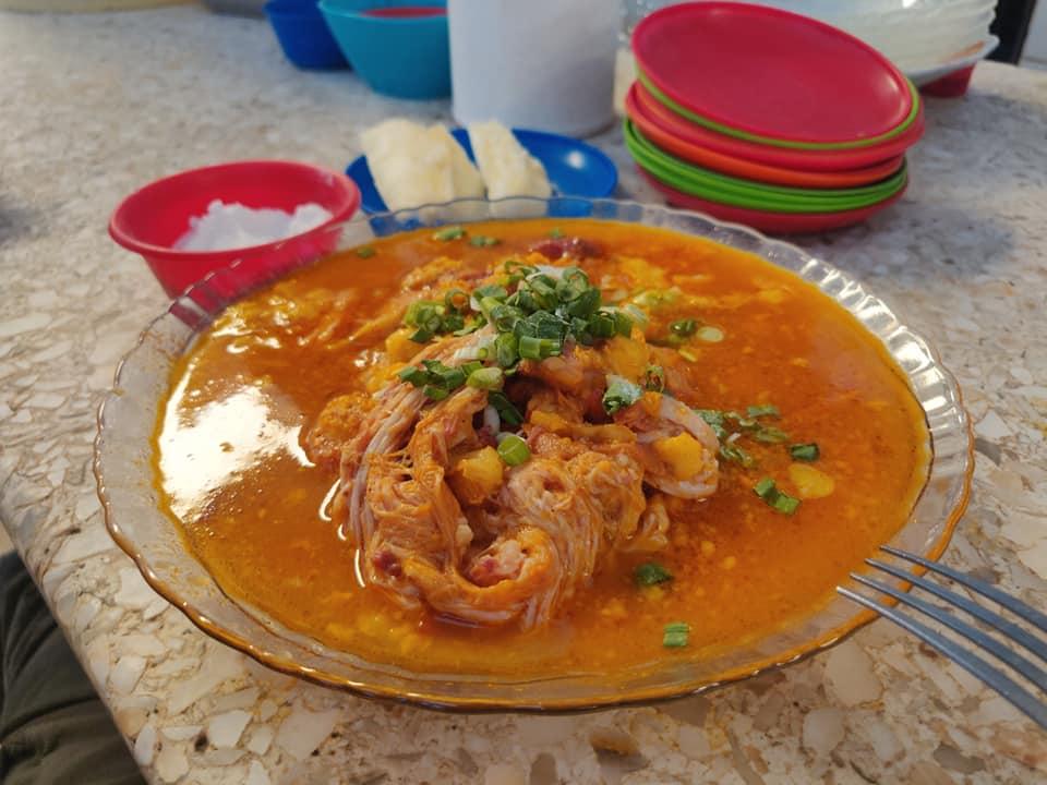il patasco, altro piatto tipico di santa cruz in Bolivia