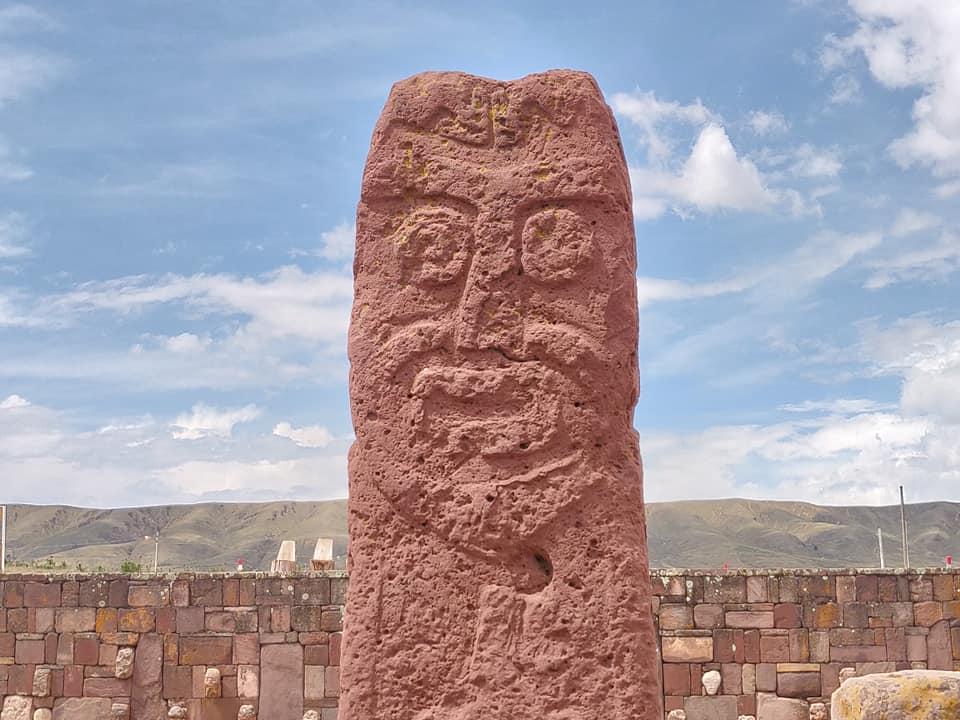 monoliti del periodo Tiwanaku