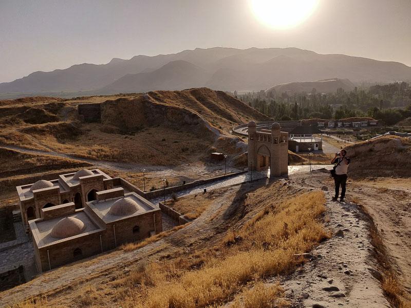 Fortezza di Hisor in Tagikistan