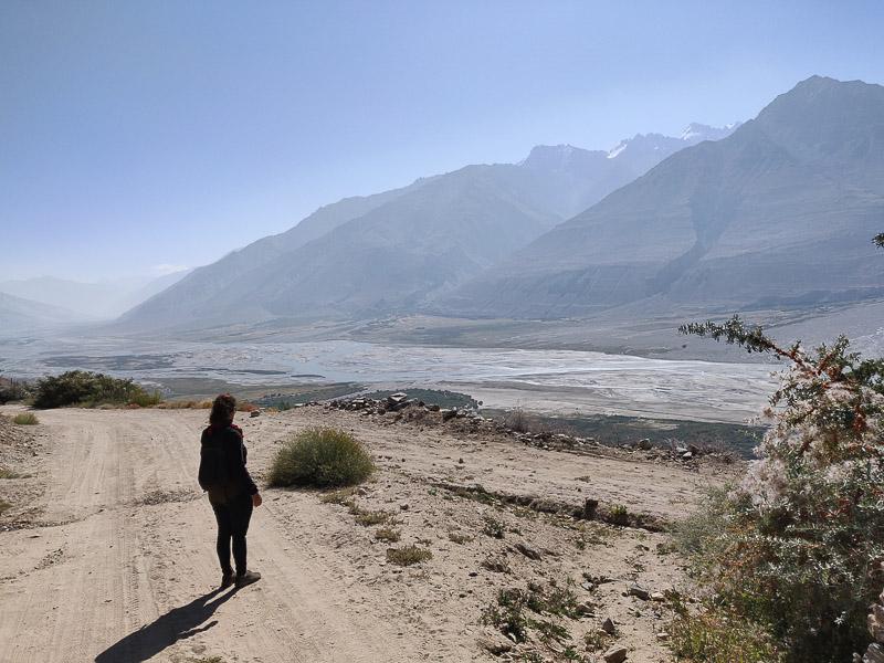 Altopiano del Pamir: la valle del Wakhan