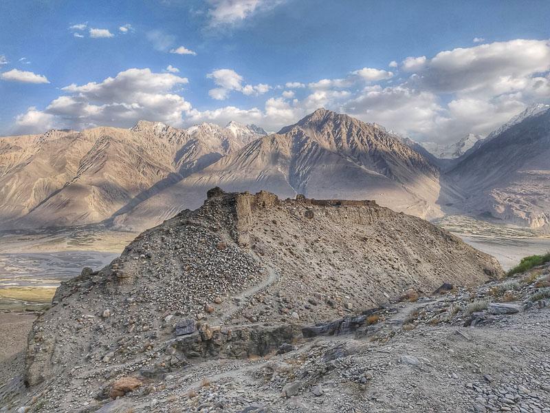 Altopiano del Pamir: Yamchun Fort