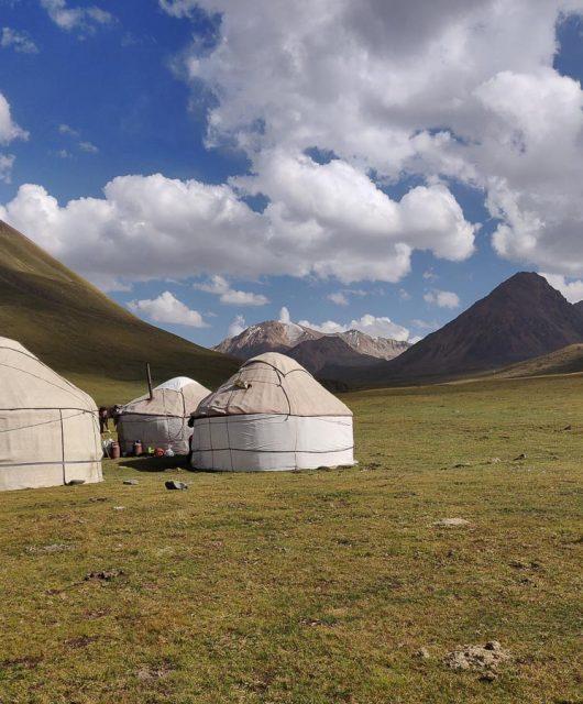 Kirghizistan da vedere