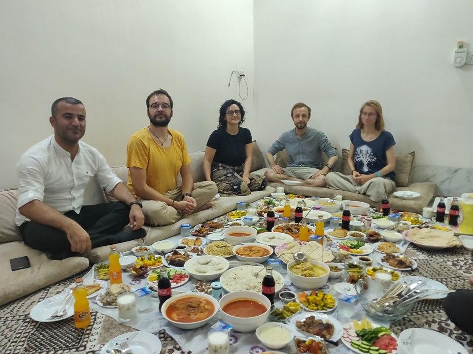 i luculliani pranzi curdi