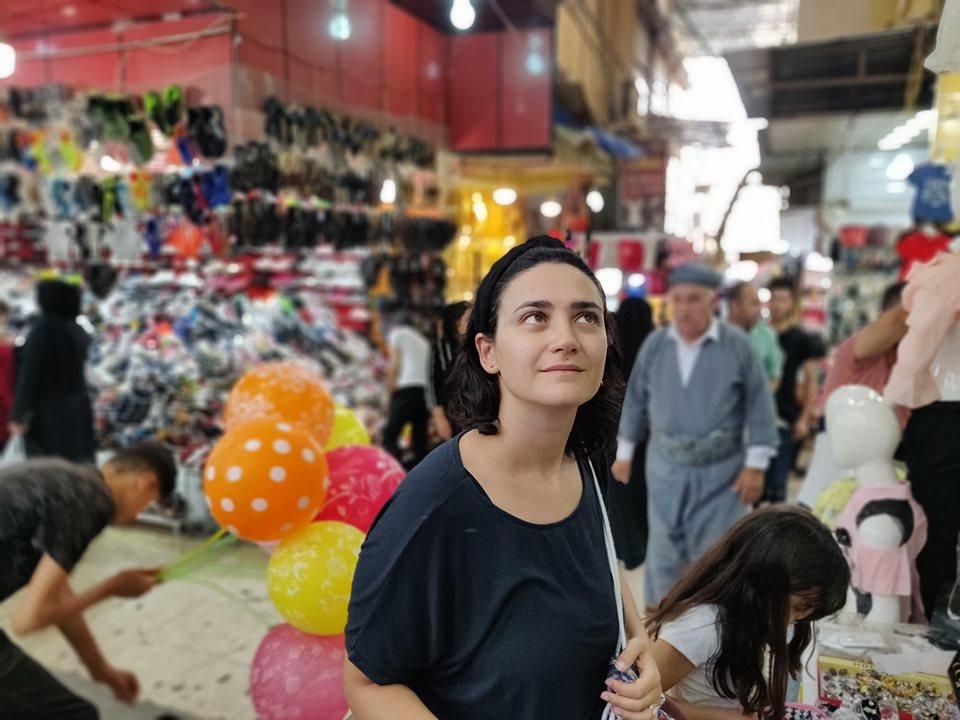 Bazar di Dohuk