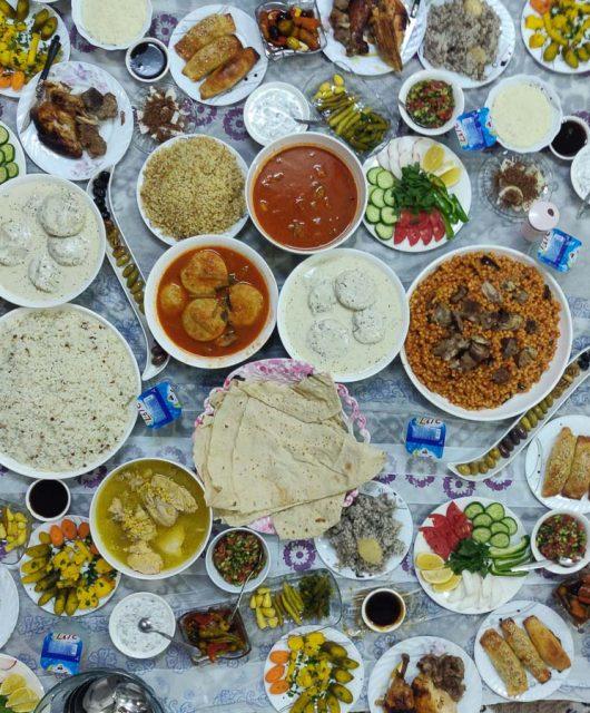 Cucina curda irachena