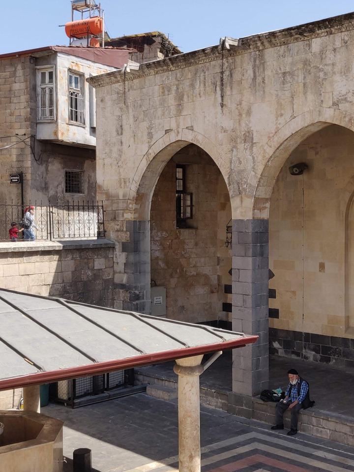 città vecchia di Gaziantep